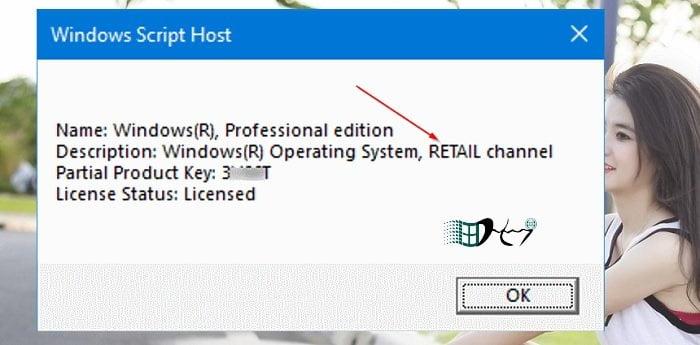 Cách chuyển giấy phép Windows 10 sang một máy tính khác 4