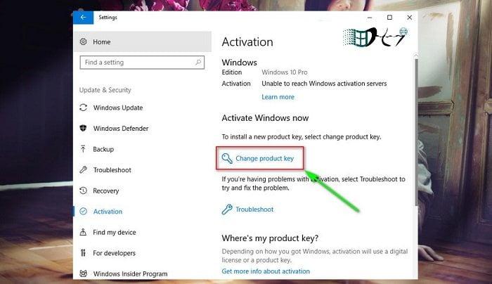 Cách xóa Key Windows để đưa về trạng thái kích hoạt ban đầu 8