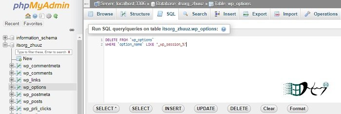 Tối ưu Database Wordpress bằng cách tối ưu bảng Wp_Options 4