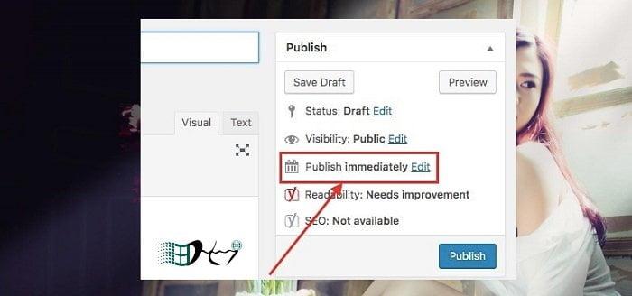 Cách đặt lịch tự động đăng bài viết trong Wordpress 2
