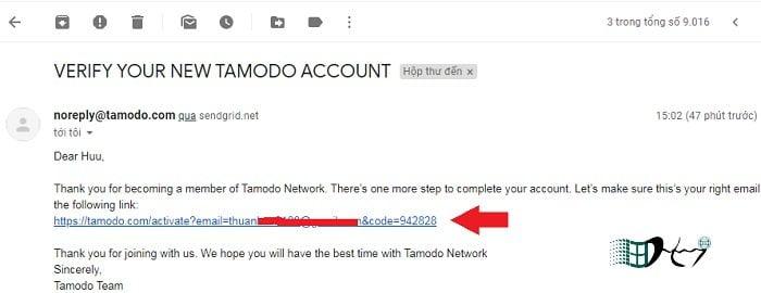 Kiếm tiền đơn giản miễn phí không cần vốn với Tamodo 3