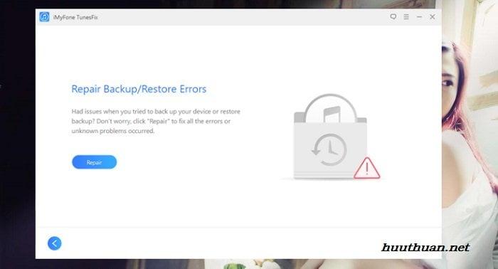 Cách sửa các lỗi iTunes thường gặp trên Windows 10 9