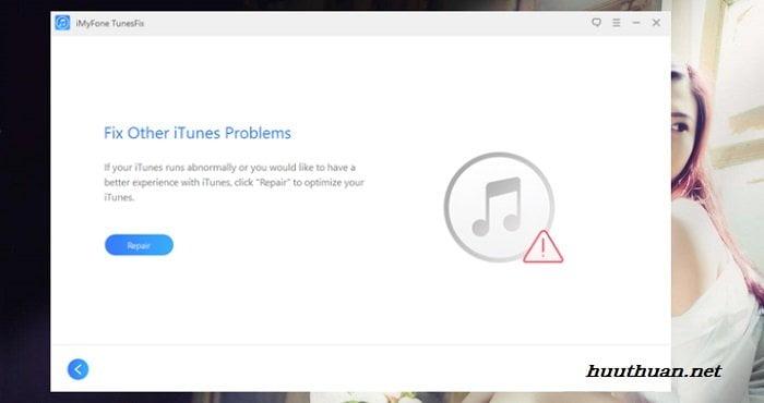 Cách sửa các lỗi iTunes thường gặp trên Windows 10 10