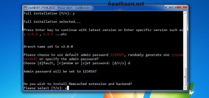 Cách cài đặt CyberPanel trên VPS dễ dàng nhất (Easy CyberPanel) 10