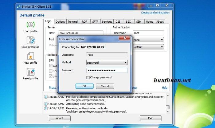 Cách cài đặt CyberPanel trên VPS dễ dàng nhất (Easy CyberPanel) 5