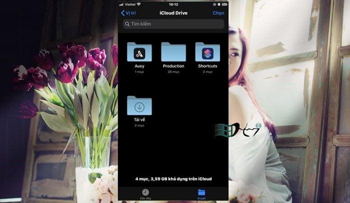 Cách nén và xả nén trên iPhone không cần phần mềm 2