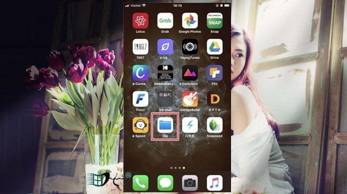 Nén và xả nén trên iPhone không cần phần mềm