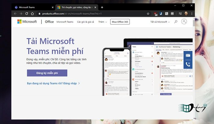 Covid-19 Microsoft miễn phí phần mềm làm việc nhóm Teams 3