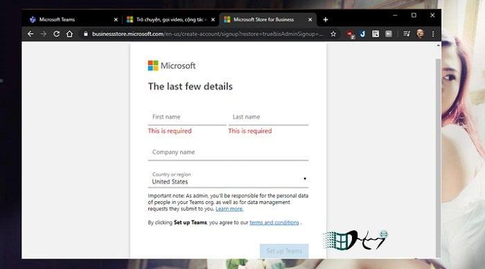 Covid-19 Microsoft miễn phí phần mềm làm việc nhóm Teams 5