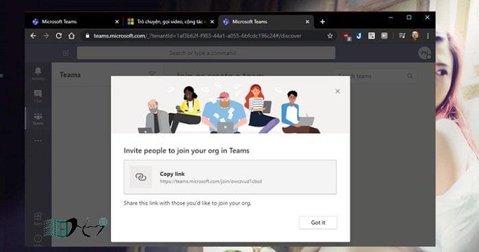 Covid-19 Microsoft miễn phí phần mềm làm việc nhóm Teams 6