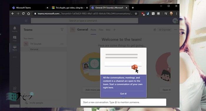 Covid-19 Microsoft miễn phí phần mềm làm việc nhóm Teams 10