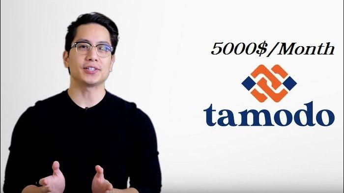 Tamodo có thật sự lừa đảo? kiếm tiền như thế nào? 1