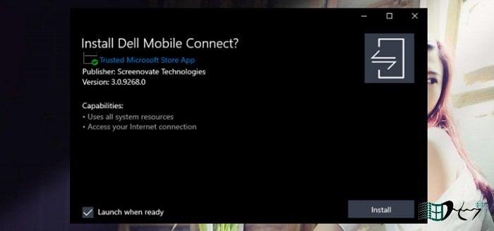 Nhắn tin và gọi điện thoại từ máy tính Windows 10 đơn giản 2