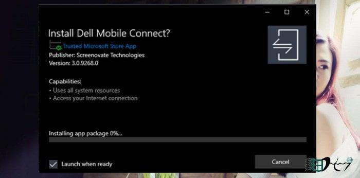 Nhắn tin và gọi điện thoại từ máy tính Windows 10 đơn giản 3