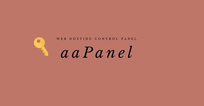 Làm thế nào để cài đặt aaPanel trên VPS 1