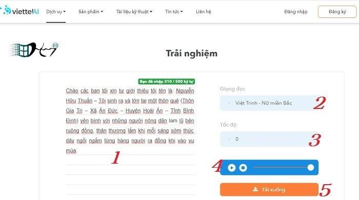 Trang Web giúp chuyển văn bản thành giọng nói tốt nhất