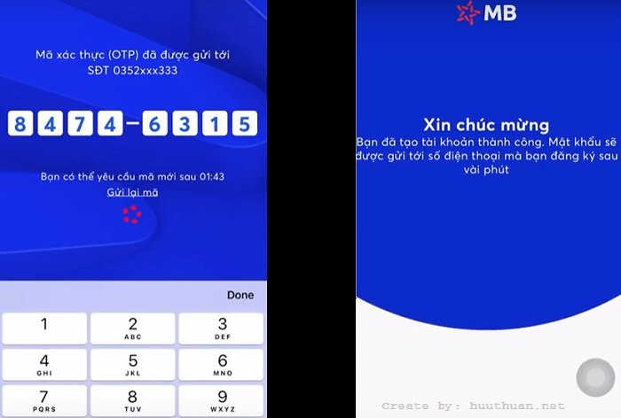 Cài App MB Bank có ngay tài khoản đẹp chuyển tiền miễn phí 6