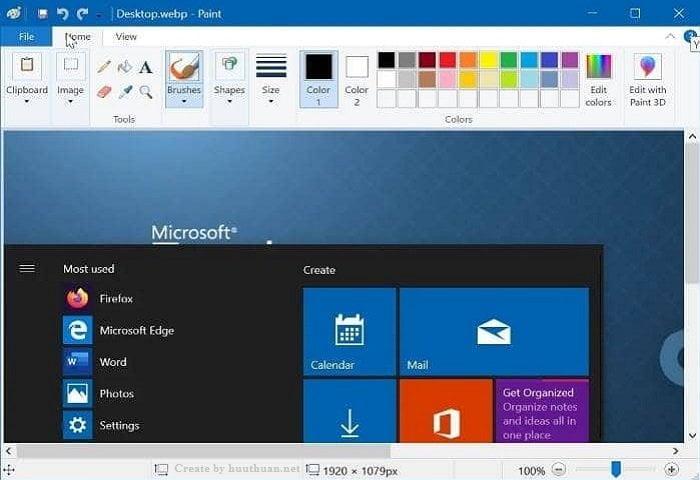 4 cách mở ảnh WebP trên Windows 10 5