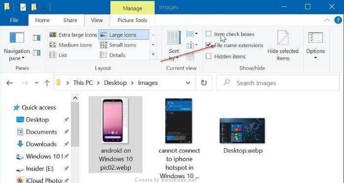 4 cách mở ảnh WebP trên Windows 10 2