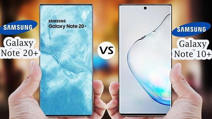 Samsung Note 10 và Note 20 có gì khác nhau ? 5