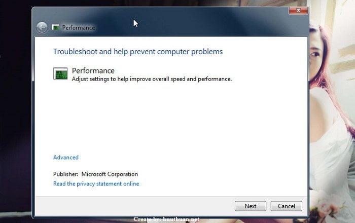 Cách tối ưu hệ điều hành Windows 7 chạy mượt hơn 10