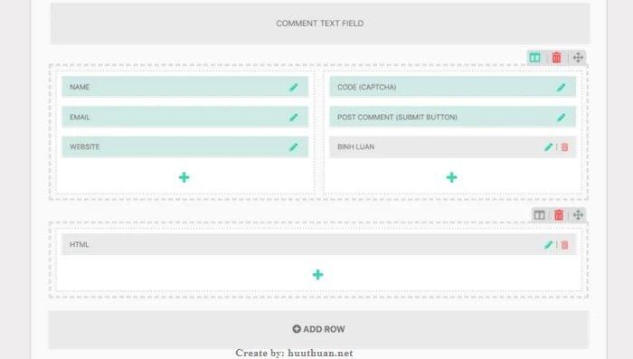 Cách tùy biến Form bình luận Wordpress với wpDiscuz 4
