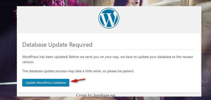Cách hạ cấp phiên bản Wordpress an toàn nhất 7