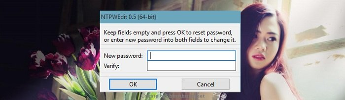 Các cách phá Password trên Windows đơn giản 4