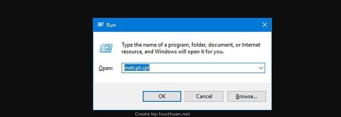 Các cách khắc phục lỗi máy tính không kết nối được internet? 5