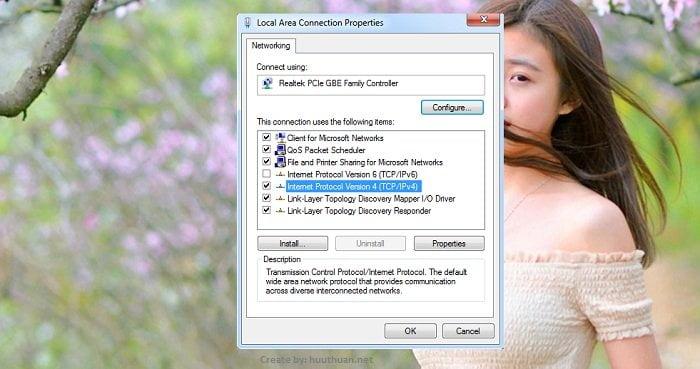 Các cách khắc phục lỗi máy tính không kết nối được internet? 9