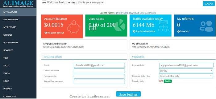 Lưu trữ miễn phí lên đến 200GB và bạn có thể kiếm tiền 4