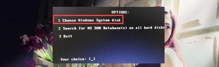 Các cách phá Password trên Windows đơn giản 7