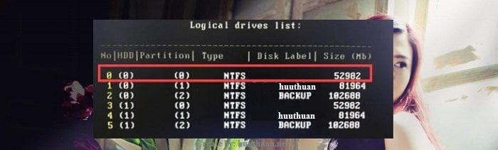 Các cách phá Password trên Windows đơn giản 8