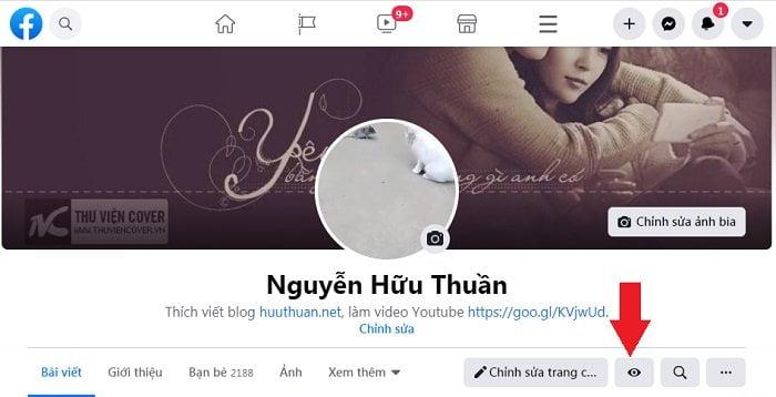 Mẹo bật nút theo dõi Facebook trên trang cá nhân mới nhất 14