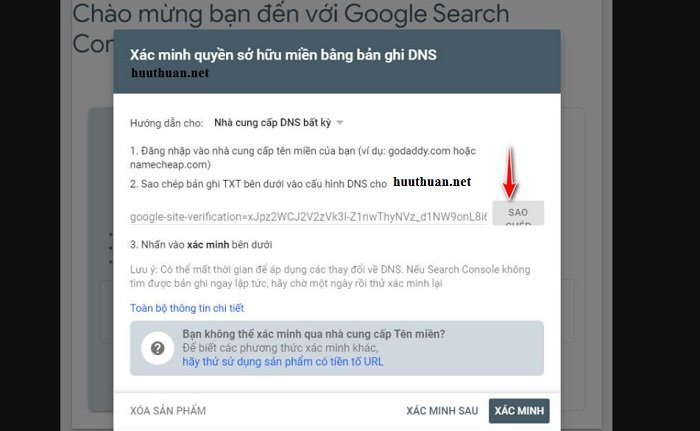 Mẹo đưa trang web lên công cụ tìm kiếm Google 2