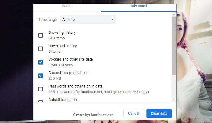 sửa lỗi Err Name Not Resolved trên Google Chrome