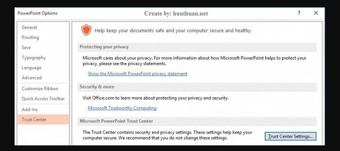 Mẹo sửa lỗi không thể mở File PPT, PPTX trên PowerPoint 6