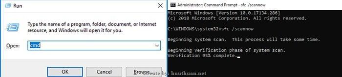 Mẹo sửa lỗi 800F0922 khi cập nhật Windows 10 12