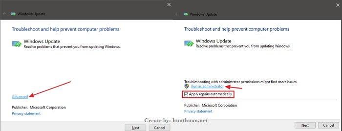 Mẹo sửa lỗi 800F0922 khi cập nhật Windows 10 8