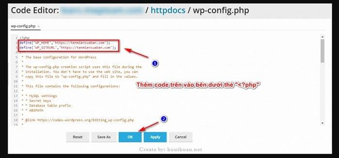 Mẹo sửa lỗi Many redirects trong Wordpress hiệu quả 2