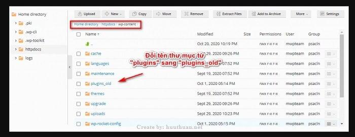 Mẹo sửa lỗi Many redirects trong Wordpress hiệu quả 4