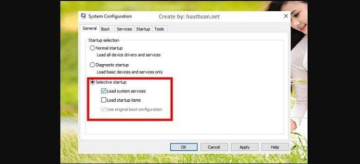 Mẹo tăng tốc Windows bằng cách tắt các chương trình khởi động 2