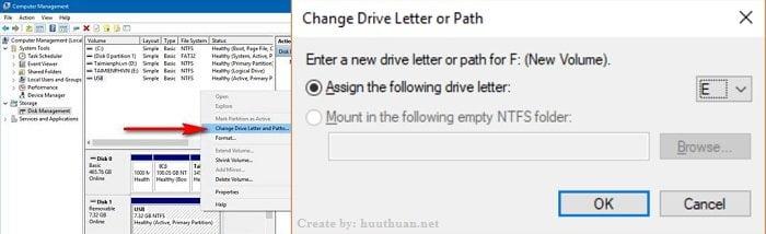 mẹo sửa lỗi USB không nhận dữ liệu