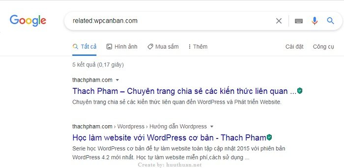 Mẹo tìm đâu trúng đó trên Google cực đơn giản 4