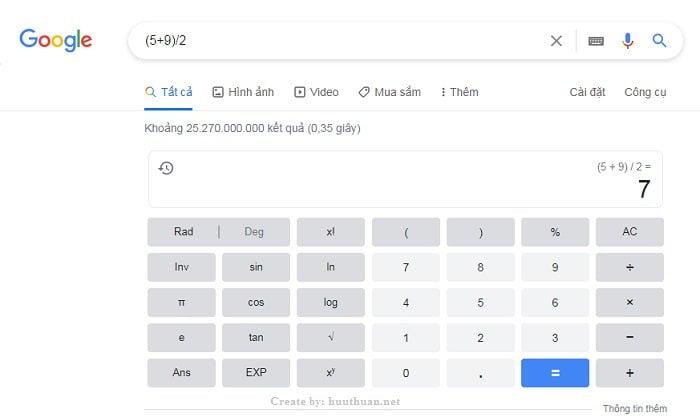 Mẹo tìm đâu trúng đó trên Google cực đơn giản 7