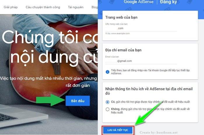 Mẹo kiếm tiền với Google Adsense chi tiết nhất năm 2021 4