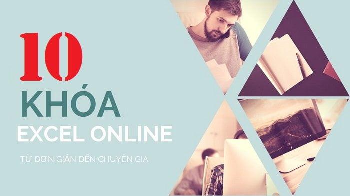 10 khóa học Excel Online rẻ mà chất lượng từ UNICA 1
