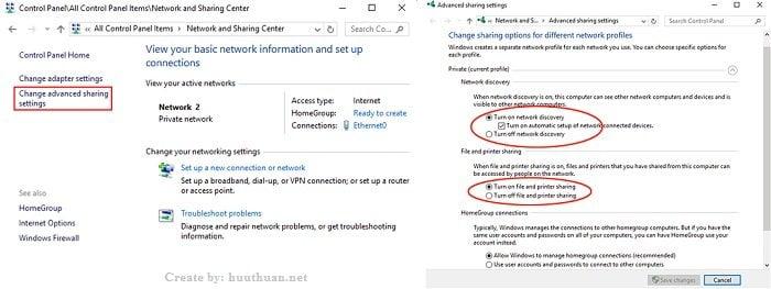 Mẹo chia sẻ dữ liệu giữa hệ điều hành Windows đơn giản nhất 4