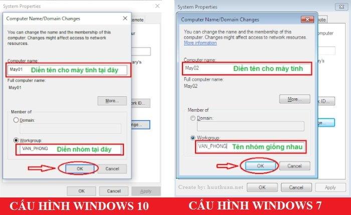 Mẹo chia sẻ dữ liệu giữa hệ điều hành Windows đơn giản nhất 5