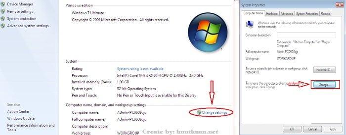 chia sẻ dữ liệu giữa hệ điều hành Windows